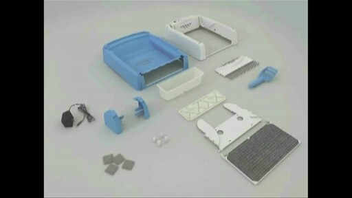 How to Assemble the LitterMaid Self-Cleaning Litter Box - image 2 from the video