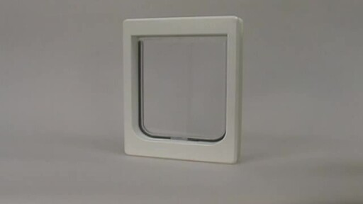Tubby Kat Pet Door by Perfect Pet - image 1 from the video