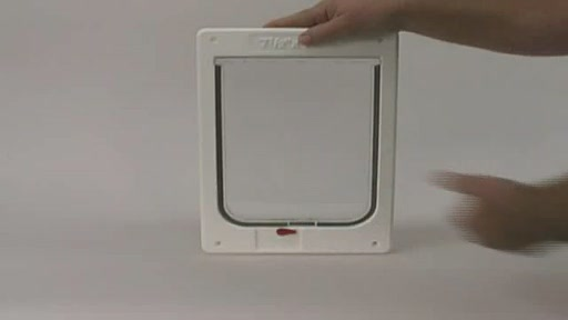 Tubby Kat Pet Door by Perfect Pet - image 10 from the video