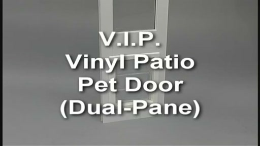 Vinyl Patio Door by Perfect Pet - image 1 from the video