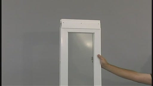 Vinyl Patio Door by Perfect Pet - image 2 from the video