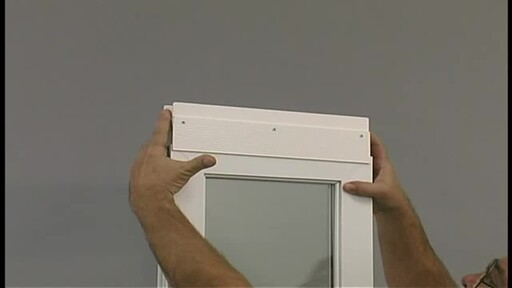 Vinyl Patio Door by Perfect Pet - image 6 from the video