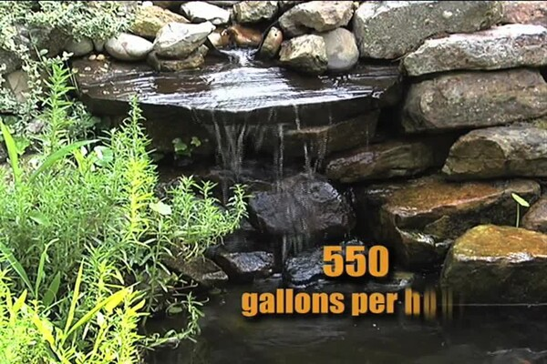 How-to Choose a Pump for Your Pond - image 8 from the video