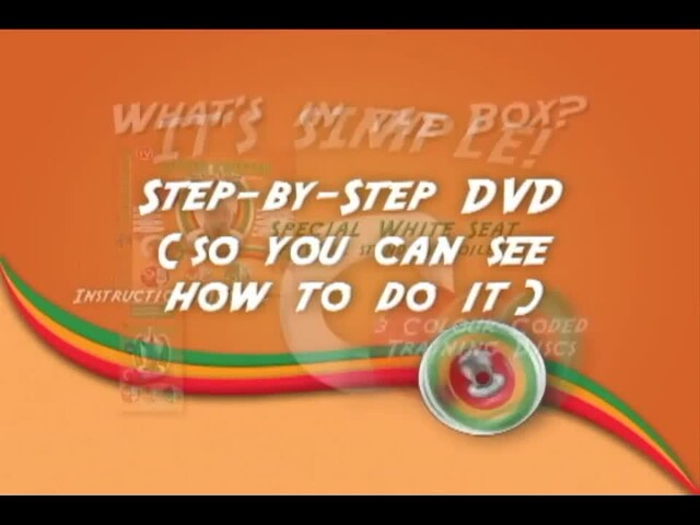 Litter Kwitter Toilet Training System - image 7 from the video