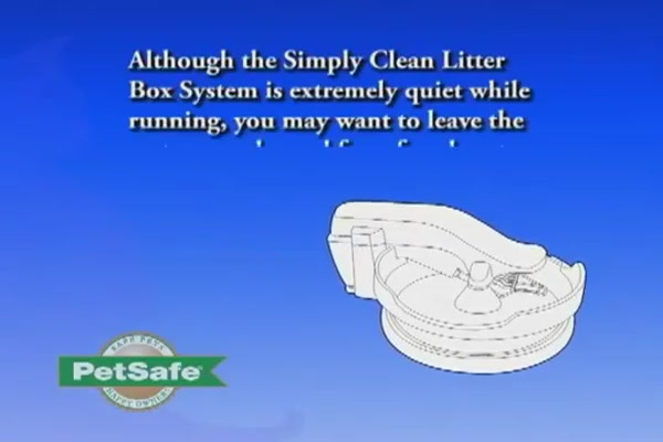 Simply Clean Litter Box by PetSafe - image 9 from the video