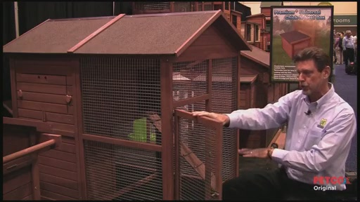 WARE Premium   Chick-N-Lodge Chicken Coop - image 10 from the video