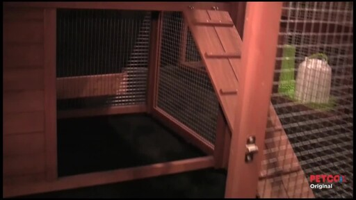 WARE Premium   Chick-N-Lodge Chicken Coop - image 7 from the video