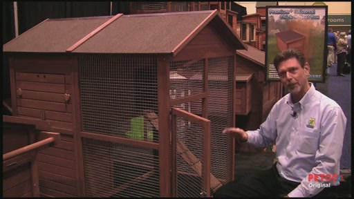 WARE Premium   Chick-N-Lodge Chicken Coop - image 8 from the video