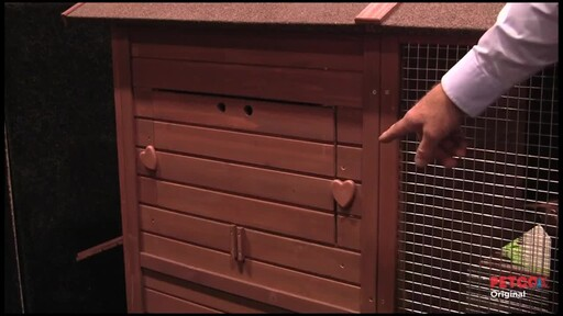 WARE Premium   Chick-N-Lodge Chicken Coop - image 9 from the video