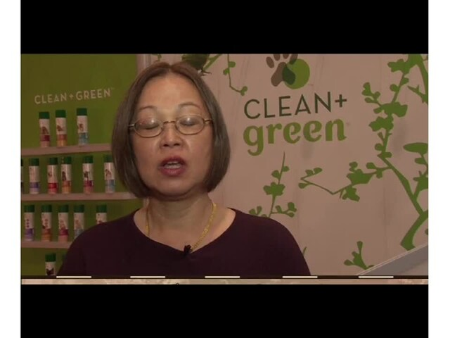 CLEAN   green Wood & Tile Cleaner - image 1 from the video