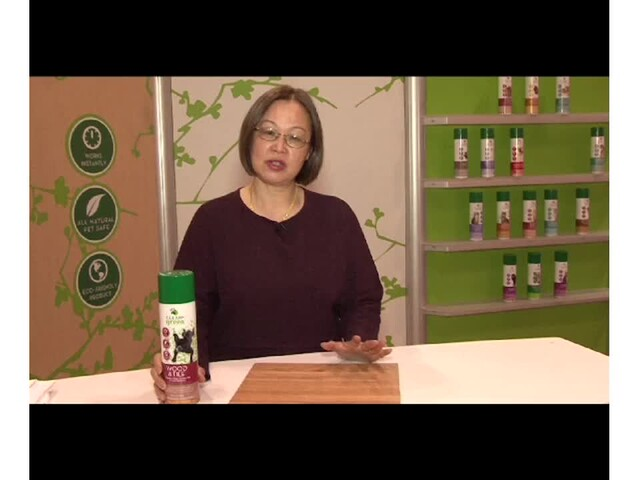 CLEAN   green Wood & Tile Cleaner - image 5 from the video