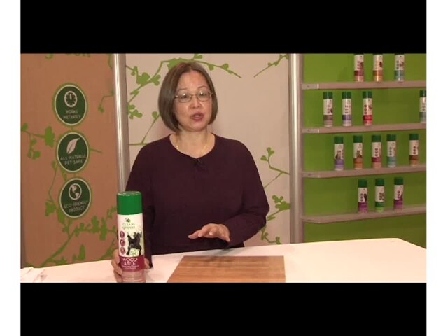 CLEAN   green Wood & Tile Cleaner - image 7 from the video