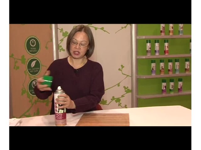 CLEAN   green Wood & Tile Cleaner - image 8 from the video