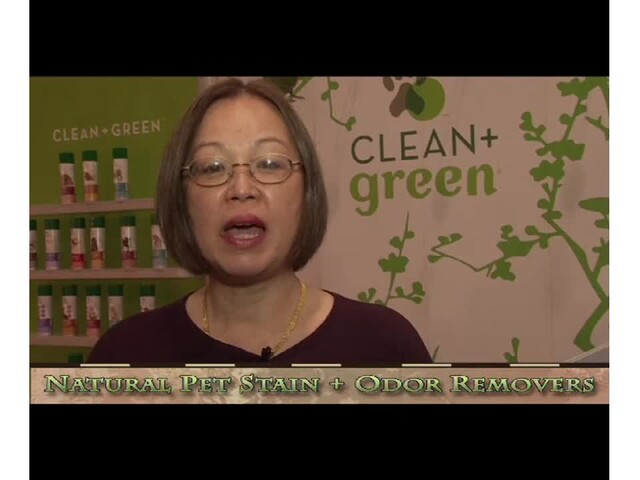 CLEAN   green Carpet & Upholstery Cleaner - image 2 from the video