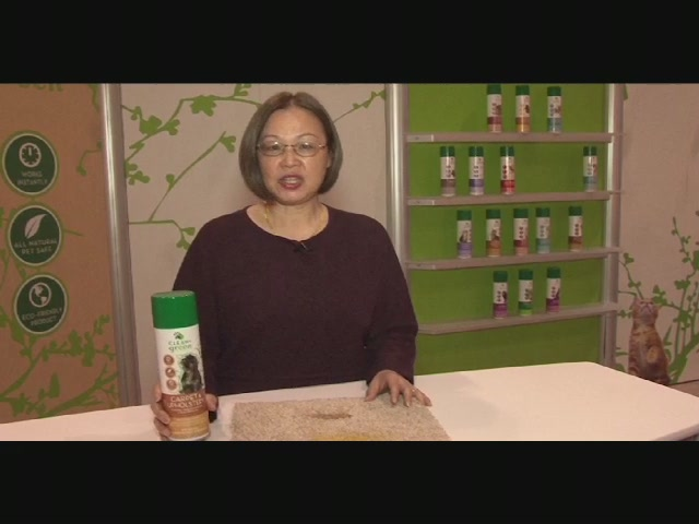 CLEAN   green Carpet & Upholstery Cleaner - image 5 from the video