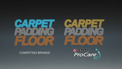 Purina Pro Care Carpet & Upholstery Pet Stain & Odor Eliminator - image 3 from the video