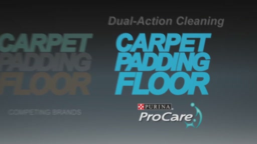 Purina Pro Care Carpet & Upholstery Pet Stain & Odor Eliminator - image 4 from the video