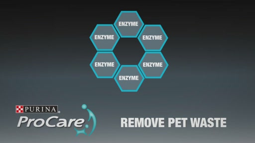 Purina Pro Care Carpet & Upholstery Pet Stain & Odor Eliminator - image 5 from the video
