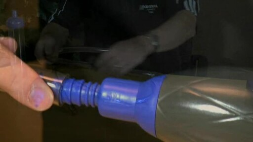How-To Clean Your Aquarium with the  Aqueon Siphon Vacuum  - image 6 from the video